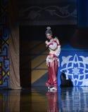 """ de Nights†del """"One mil y uno del ballet de Sheikh Raza DA de la hija del primer ministro Fotos de archivo libres de regalías"""
