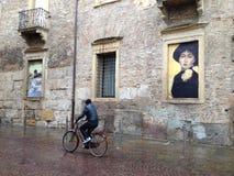 De Nittis exhibition - Padua Stock Photos