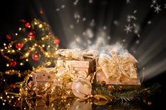 De Noël toujours durée Photo stock