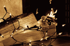 De Noël toujours durée Image libre de droits