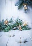 De Noël toujours durée Photos libres de droits
