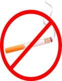 De no fumadores Foto de archivo