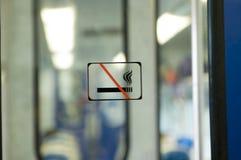 De no fumadores, por favor. Fotografía de archivo