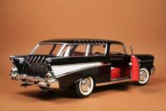 De Nomade 1957 van Chevrolet Stock Foto's
