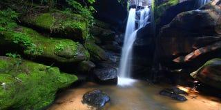 De noordelijke Waterval van Alabama Royalty-vrije Stock Afbeelding