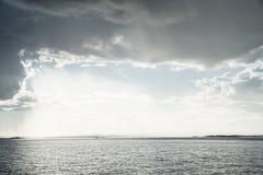 De Noordzee Stock Afbeelding