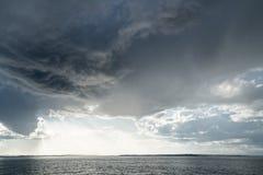 De Noordzee Stock Fotografie