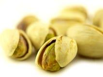 De noot van de pistache stock afbeeldingen