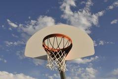 De Norm van het basketbal Stock Foto