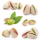 De noten van de pistache Royalty-vrije Stock Afbeelding