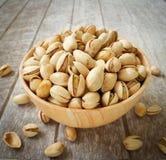 De noten van de pistache Stock Afbeelding