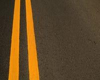 De Noteringen van de weg stock afbeeldingen
