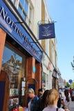 De Notting-Heuvelboekhandel royalty-vrije stock fotografie