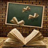 De nouveau à l'école ! photographie stock libre de droits