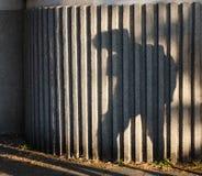 De nouveau à l'ombre de dépression d'école Images libres de droits