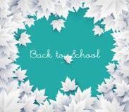 De nouveau au fond d'école (EPS+JPG) Images libres de droits