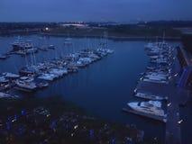 11 de novembro de 2016 Jen Puteri Harbour Hotel Imagens de Stock