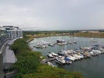 11 de noviembre de 2016 Jen Puteri Harbour Hotel Imagenes de archivo