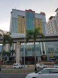 20 de noviembre de 2016, Selangor El nuevo hotel pintado Subang USJ, Selangor de la cumbre Fotografía de archivo libre de regalías