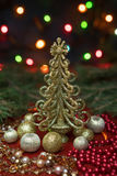 de Novo-ano vida ainda imagens de stock royalty free
