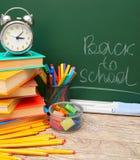 De nuevo a escuela. Foto de archivo libre de regalías