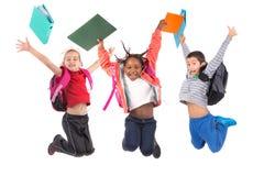 De nuevo a escuela Foto de archivo libre de regalías