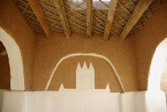 De oase van Berber van Ghadames, Libië Royalty-vrije Stock Afbeeldingen