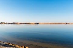 De Oase van Dakhla, Egypte stock foto's