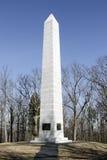 De obelisk van de Berg van koningen Royalty-vrije Stock Afbeelding