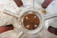 De Objecten van het propellerdetail Detail Stock Afbeelding