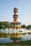 De observatietoren in het paleis van de Klappijn Stock Foto