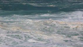 De Oceaan stock footage