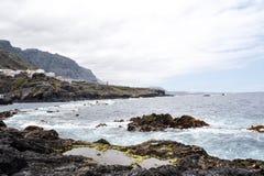 De oceaan is magisch Royalty-vrije Stock Afbeeldingen