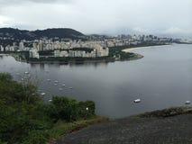 De oceaan van Brazilië Royalty-vrije Stock Foto