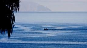 De oceaan van de ochtend Royalty-vrije Stock Afbeelding