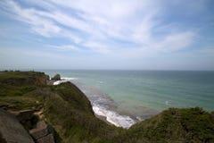De Oceaan van de zomer Royalty-vrije Stock Foto