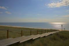 De oceaan van Sylt Royalty-vrije Stock Fotografie