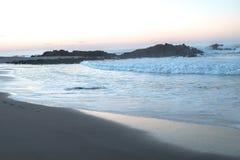De oceaanbaai San Juan Del Sur Nicaragua van het Strandwater Stock Fotografie