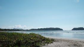De oceaanbaai San Juan Del Sur Nicaragua van het Strandwater Royalty-vrije Stock Foto