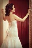 De ochtend van bruiden Stock Fotografie