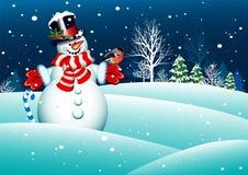 De ochtend van Kerstmis Stock Foto