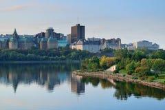 De ochtend van Ottawa royalty-vrije stock afbeelding
