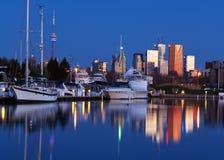 De Ochtend van Toronto Royalty-vrije Stock Foto