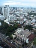 De Ochtendmening van Bangkok van Surasak royalty-vrije stock foto