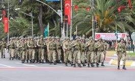 29 de octubre celebración del día de la república de Turquía Imagenes de archivo