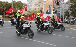 29 de octubre celebración del día de la república de Turquía Fotografía de archivo