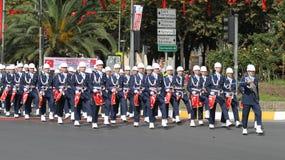 29 de octubre celebración del día de la república de Turquía Imagen de archivo