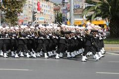 29 de octubre celebración del día de la república de Turquía Foto de archivo libre de regalías