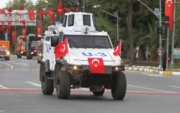 29 de octubre celebración del día de la república de Turquía Imagen de archivo libre de regalías