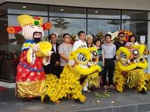 9 de octubre de 2016, camino de Puchong, Kuala Lumpur El hoy es la abertura suave del hotel OUG Kuala Lumpur de la firma de la cu Fotografía de archivo
